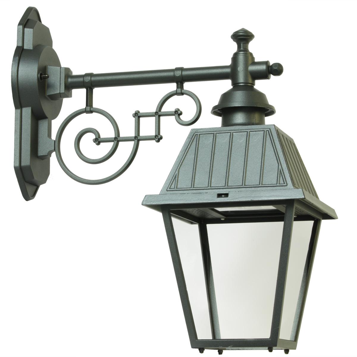 Dimmbare LED-Wandleuchte für außen aus Aluguss