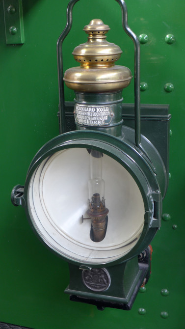 Lokomotive-Leuchte