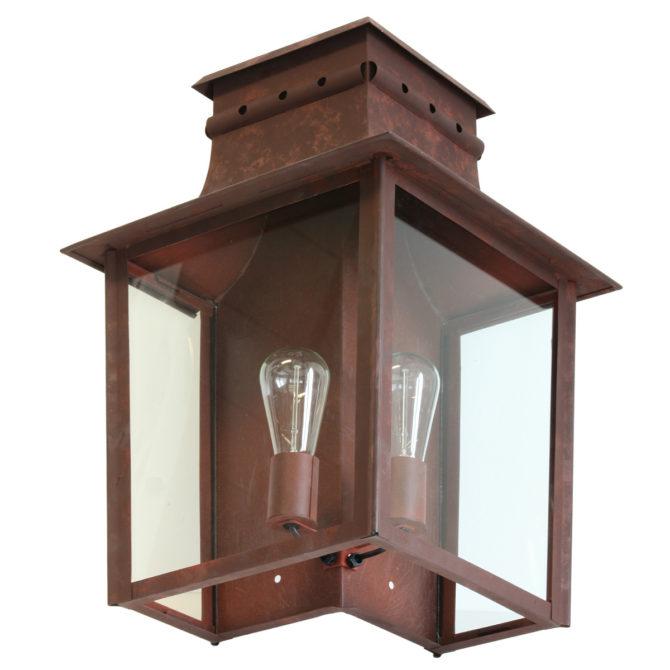 klassische eckleuchten f r den au enbereich lumi leuchten. Black Bedroom Furniture Sets. Home Design Ideas