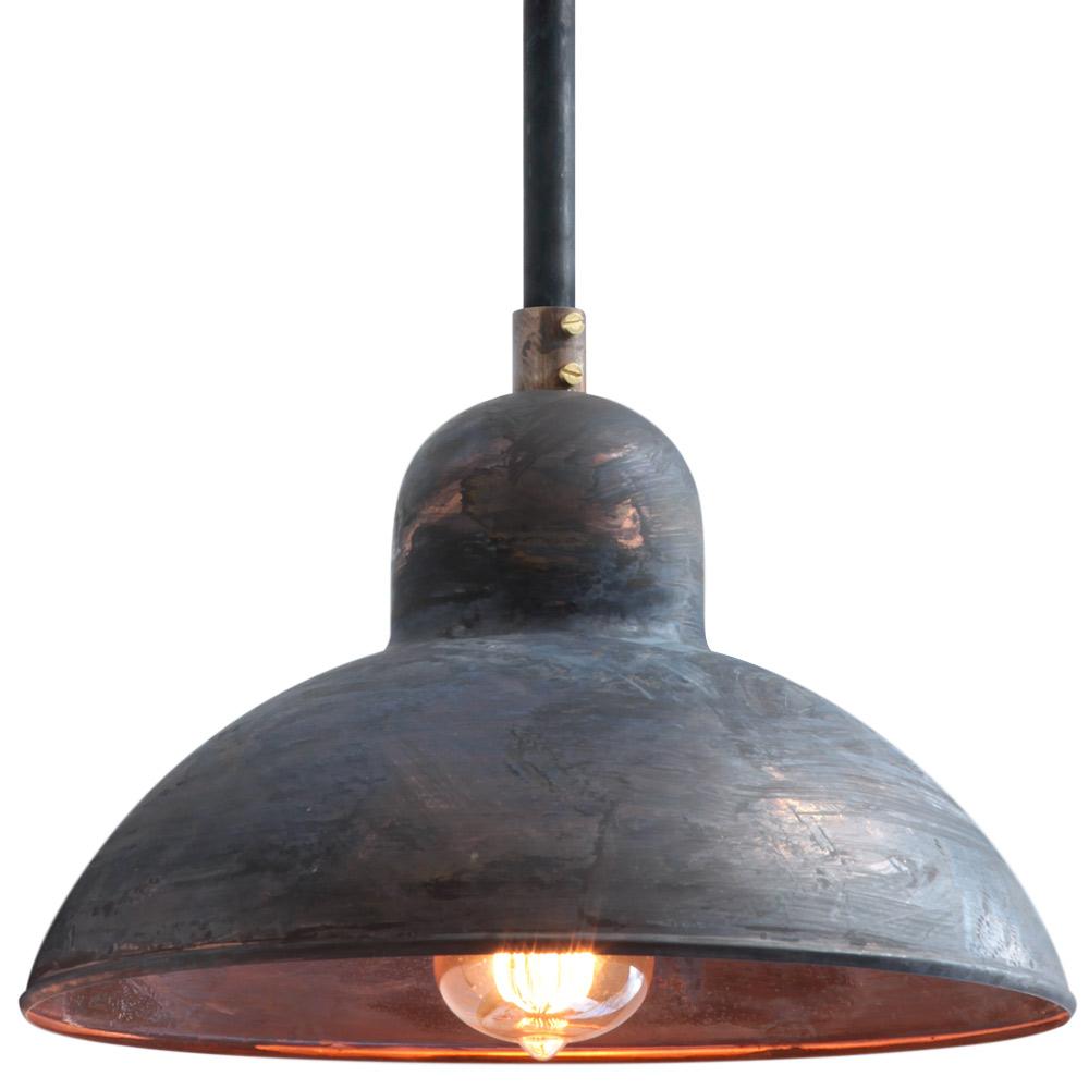 Kupfer Esstisch Lampe ~ esstischlampekupferpatiniert  Lumi Leuchten
