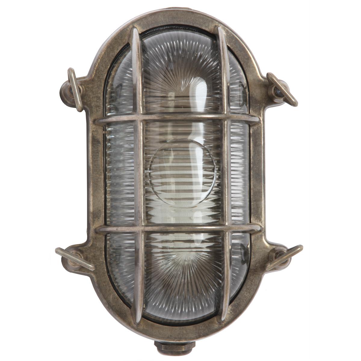 Maritime Beleuchtung schiffsleuchten maritime klassiker für bäder keller und nassräume
