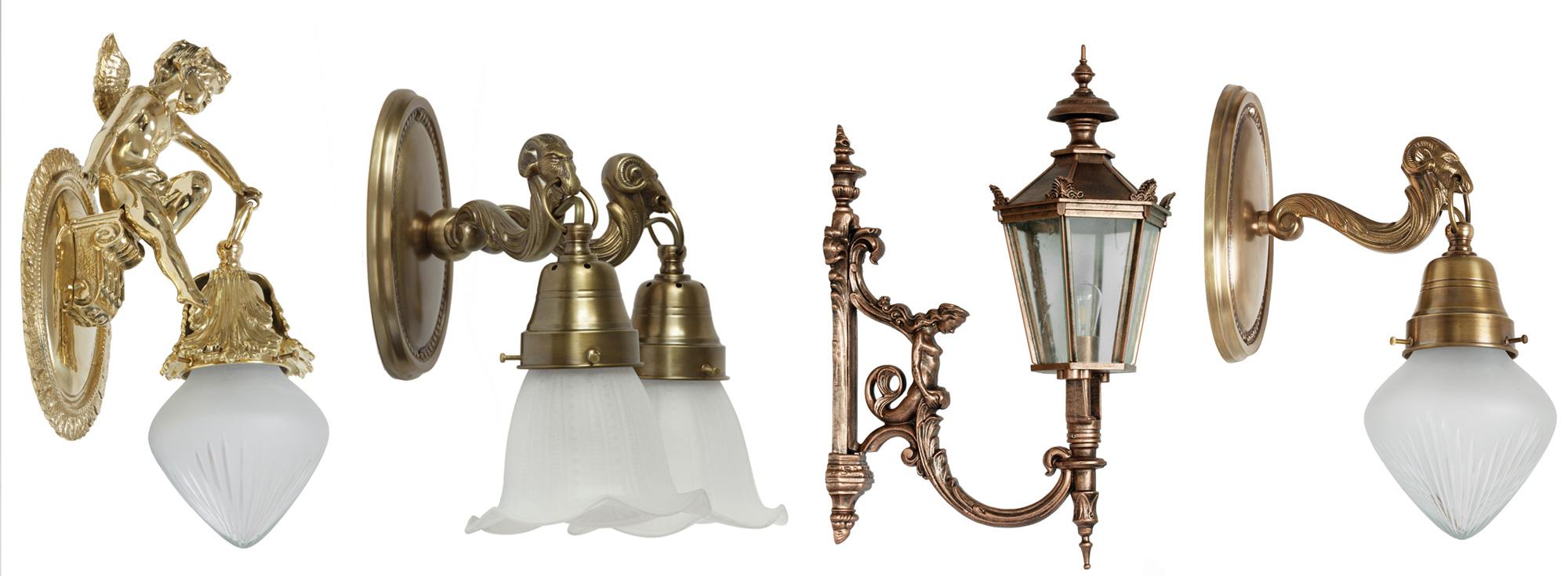Figürliche Darstellungen in Leuchtenbau und -design