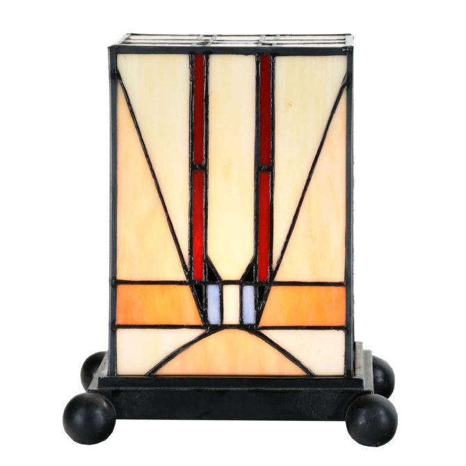 Tiffanyglas-Tischleuchte