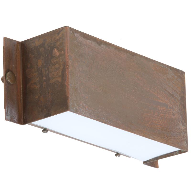 Außenle Kupfer klassische und historische außenleuchten aus kupfer roh oder